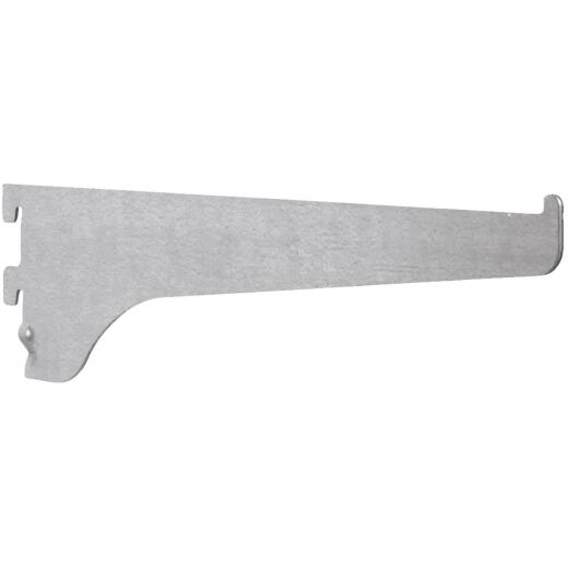 Knape & Vogt 170 Series 12 In. Zinc-Coated Steel Economy Shelf Bracket
