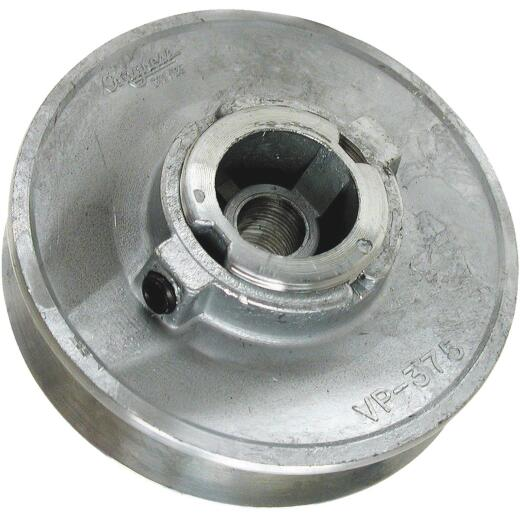 Dial 3-3/4 In. x 1/2 In. Variable Pulley for 1/2 or 3/4 HP Motor