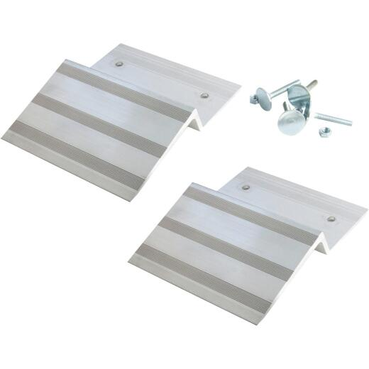 Erickson 750 Lb. Capacity Aluminum Ramp Kit (2-Pack)