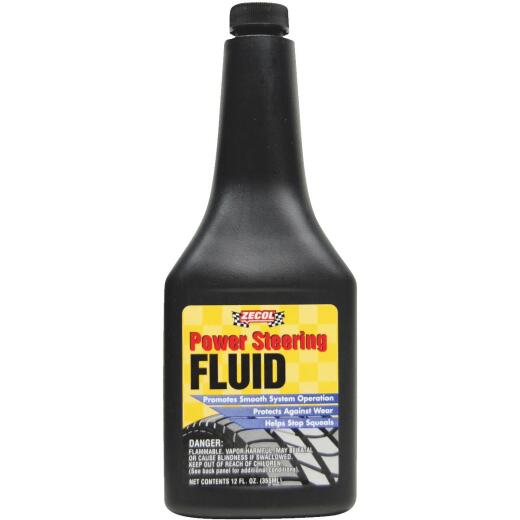 Zecol 12 Oz. Power Steering Fluid